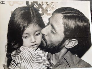 ad, ameedarji, Positivity, Peace, Happiness, PositiveChange, Father, Daughter, Hero, Life, Love, MyNotes