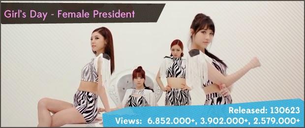 Girl's Day Female President