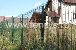 Забор металлический сварной Fensys. Фото 8