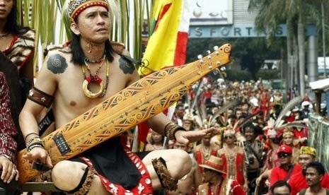 Bahasa Dayak Dusun Halong Terancam Hilang