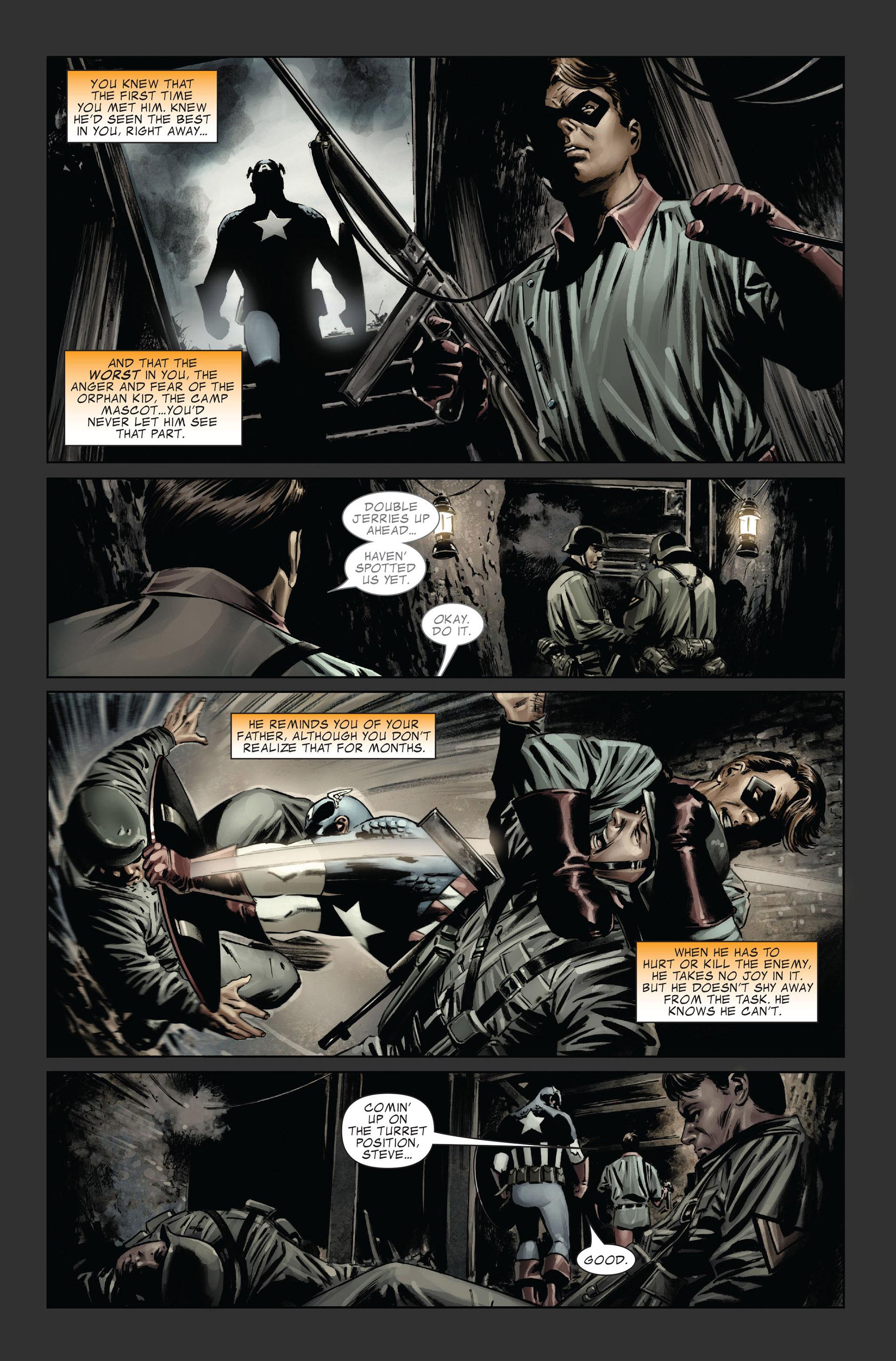 Captain America (2005) Issue #31 #31 - English 6