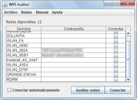 descargar wifi auditor para windows xp