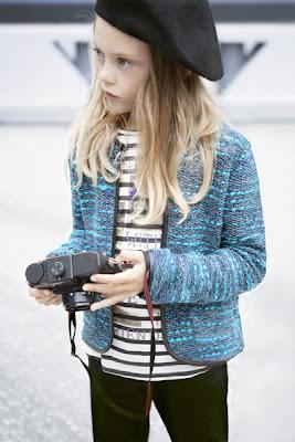 Zara - lookbook Oktober 2012