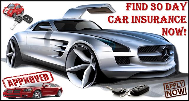30 day no deposit car insurance