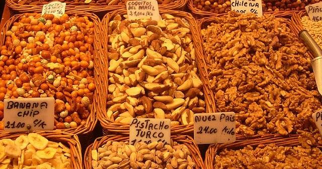 Ricette dal mondo dolce egiziano di frutta secca for Ricette esotiche