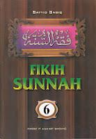 toko buku rahma: buku FIQIH SUNNAH 6, pengarang sayyid sabiq, penerbit alma'arif bandung