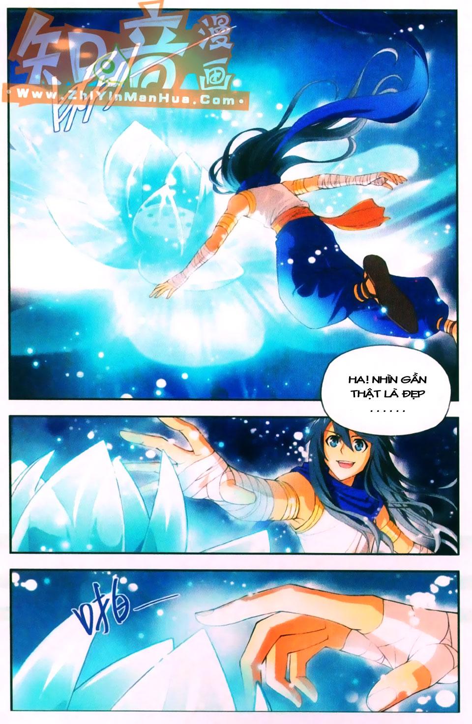 Đấu Phá Thương Khung chap 44 page 4 - IZTruyenTranh.com