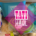 Homeware and Kitchenware Haul from TATI