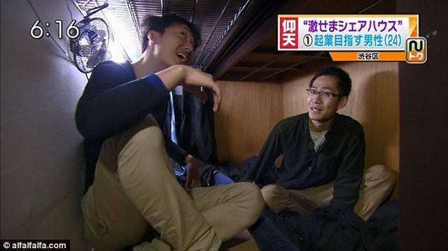 penghuni-apartment-sempit