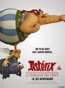Xem Phim Asterix Và Vùng Đất Thần Thánh - Asterix The Mansions of the Gods