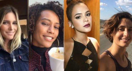 Atrizes da Globo se manifestam sobre expulsão de Marcos do BBB