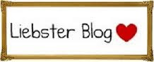 Liebster Blog Award, January 2012
