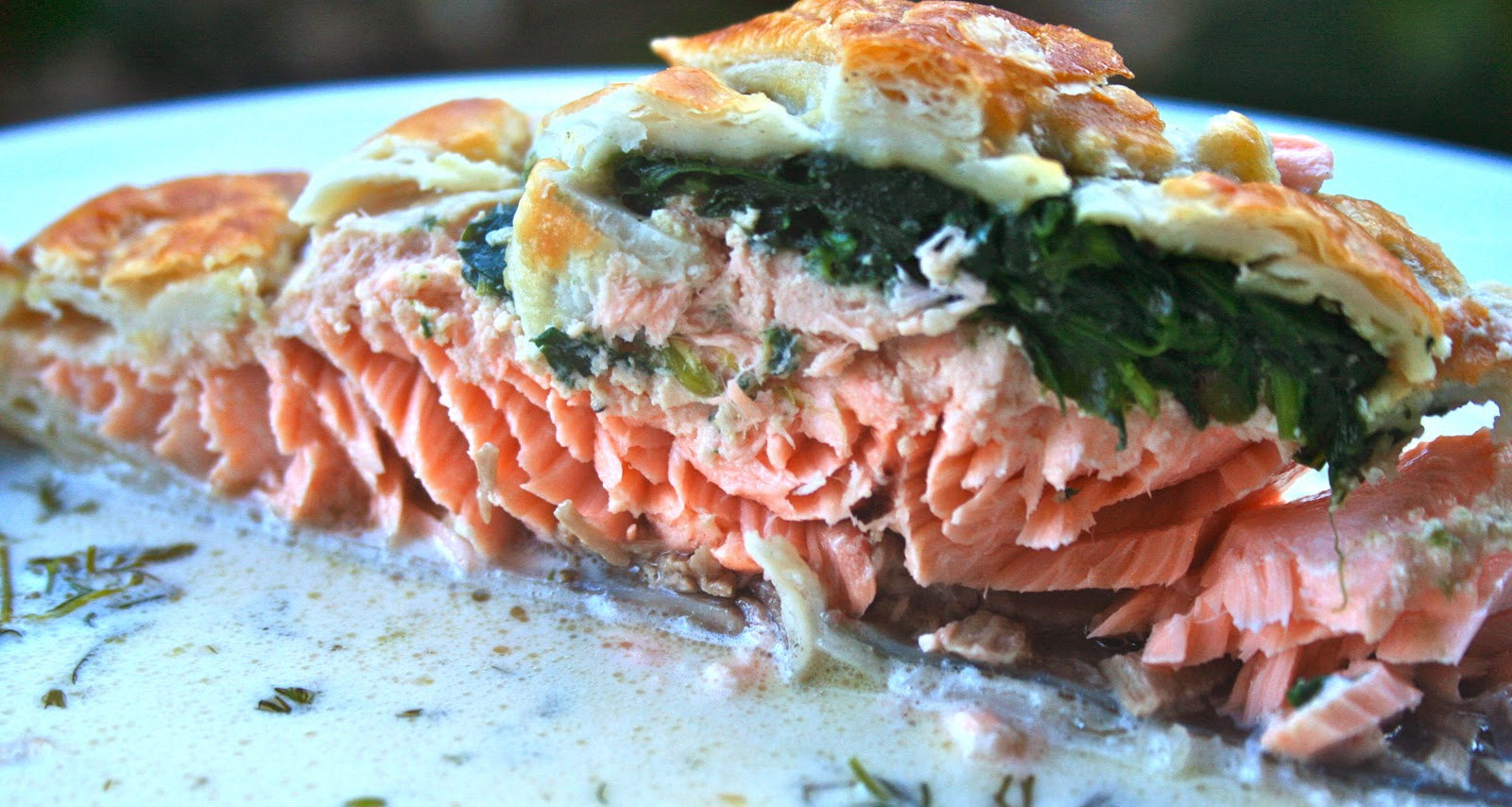 It Was To Die For, Really Easy And The Salmon Was Perfect, I Was Worried It  Would Overcook But It Didn't You Have Absolutely Got To Try This I Am Sure  You
