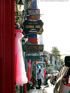 Restaurants in Phuket Town