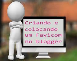 Como colocar um Favicon no blogger