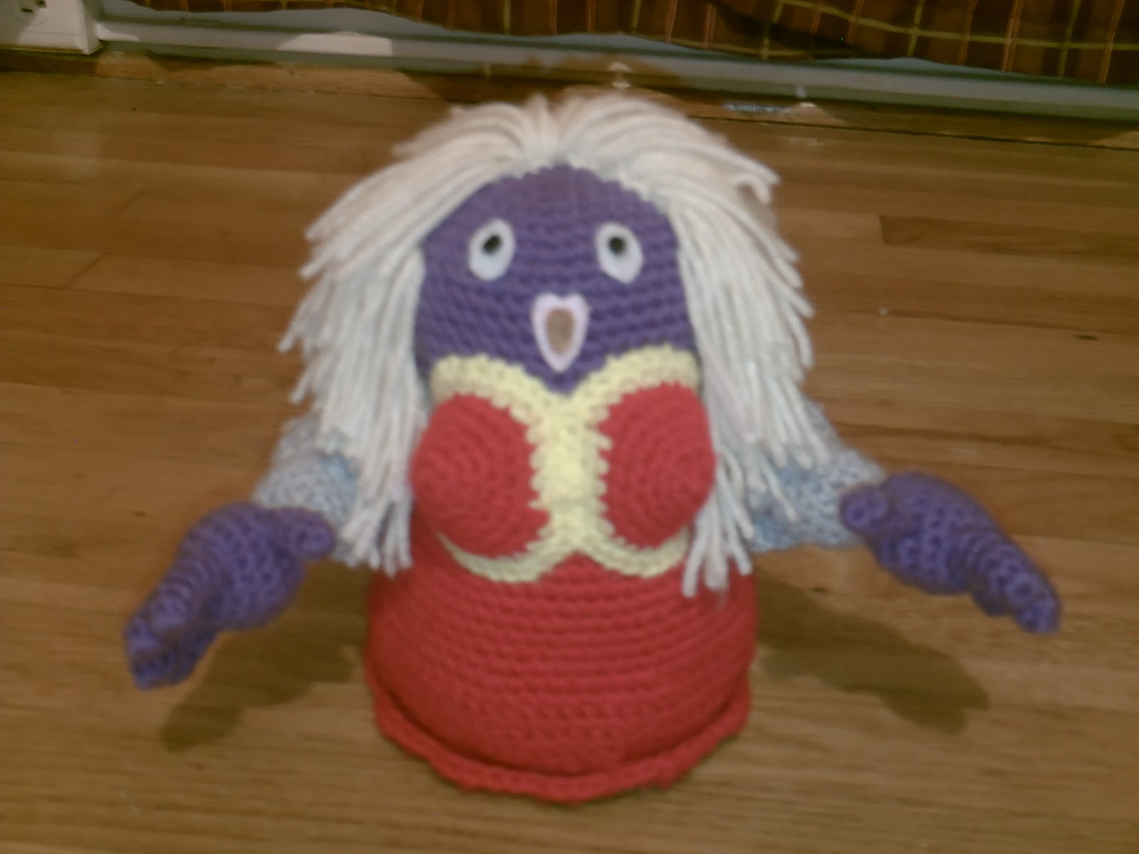 Amigurumi - Knitted and Crocheted: The Psychic/Ice type Johto ...