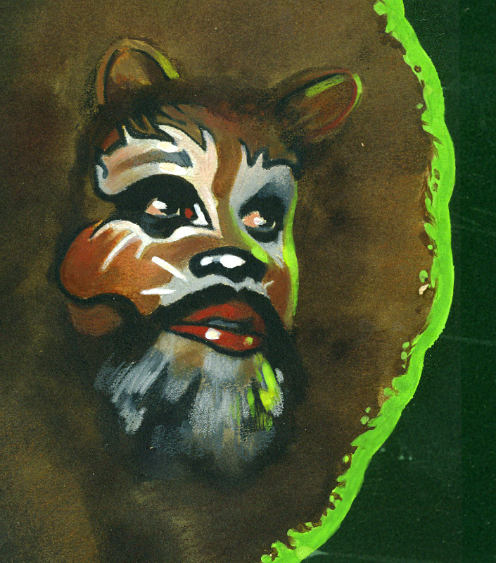 hungry tiger talk he s the wiz and he lives in oz