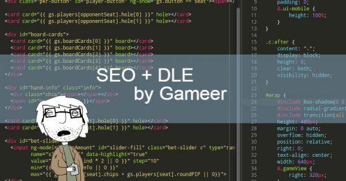 SEO for DLE