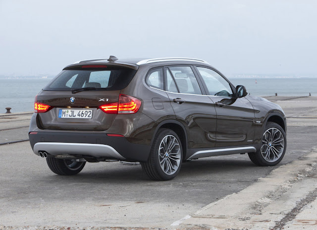 New picture of BMW X1