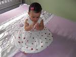 Minha Pequena Heloísa!!!