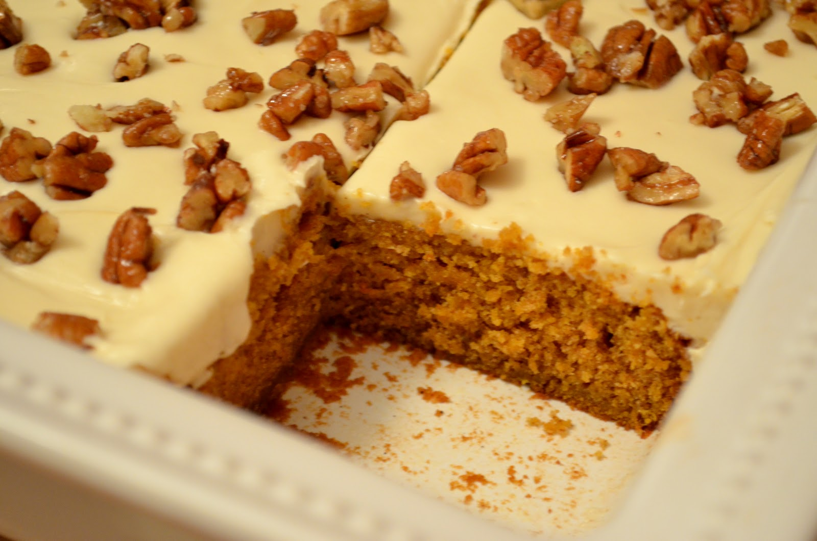 ... cake with maple cream pumpkin carrot spice cakes with maple frosting
