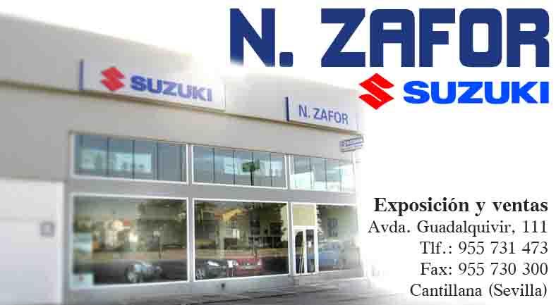 SUZUKI N. ZAFOR