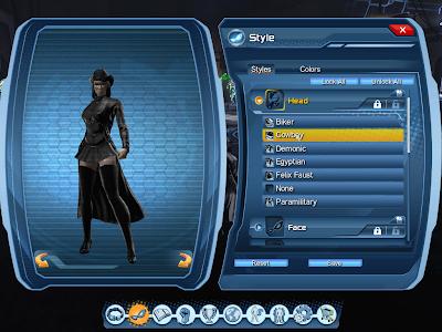 DC Universe Online - Style