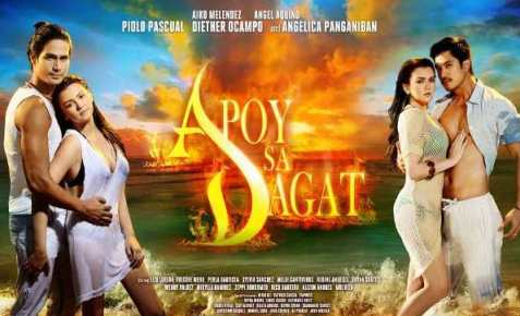 Apoy Sa Dagat Beats Two GMA-7 Teleseryes