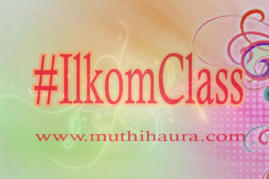 #IlkomClass