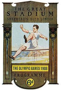 JJOO Londres 1908