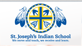 St. Joseph's Indian School has served Lakota (Sioux) children and families since 1927.