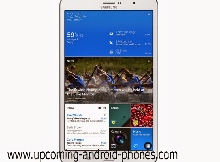 Upcoming Android Phones
