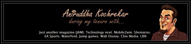 Aniruddha Kochrekar
