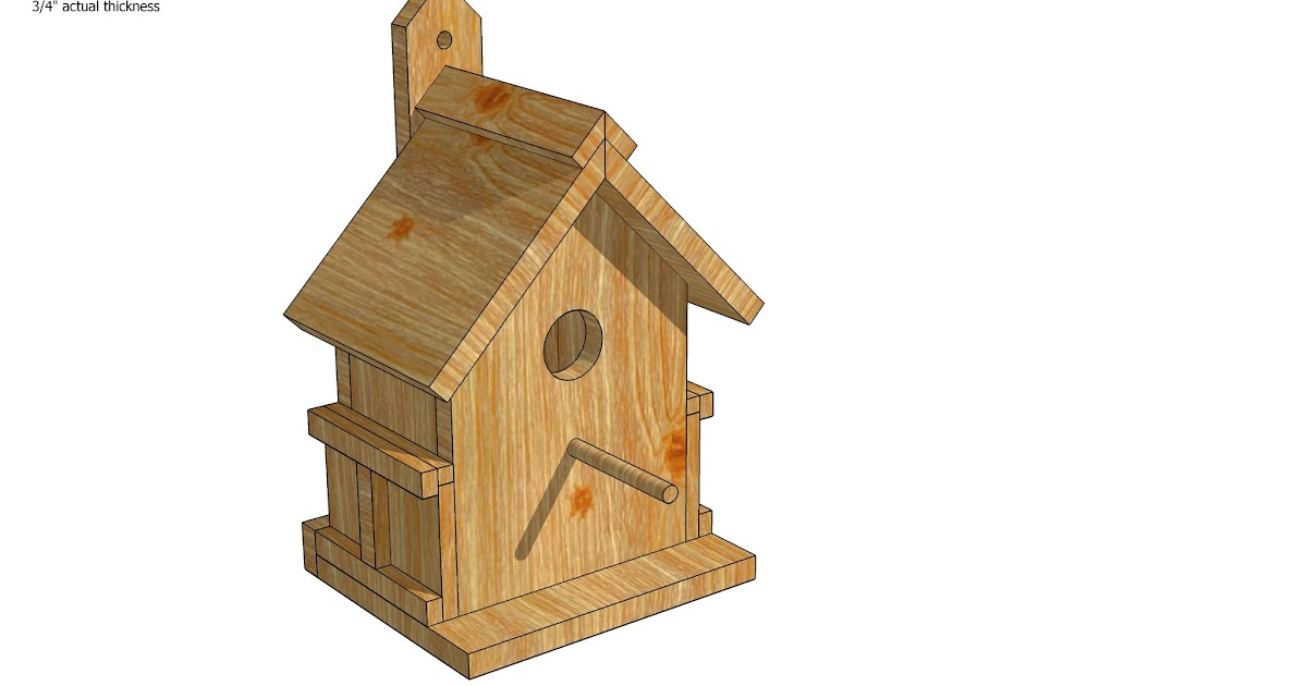 Home garden plans bh100 bird house plans construction for Building a quail house
