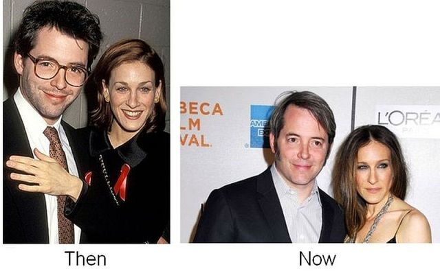 Matthew Broderick and Sarah Jessica Parker, together since 1997