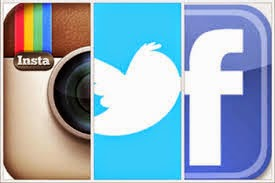 Adolescentes usan más Instagram y Twitter que Facebook