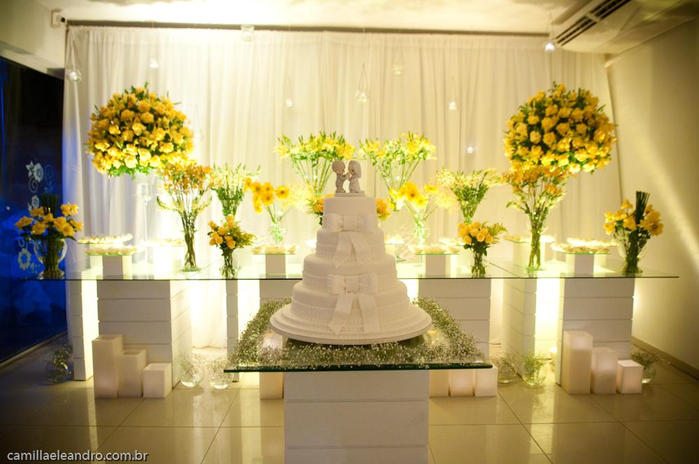 fotos de decoracao de casamento azul e amarelo : fotos de decoracao de casamento azul e amarelo:Coisinhas de Noiva: Amarelou!