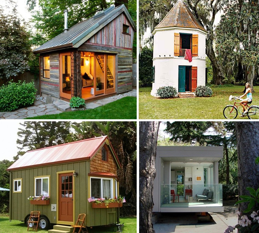 Amazing tiny homes for Amazing small houses