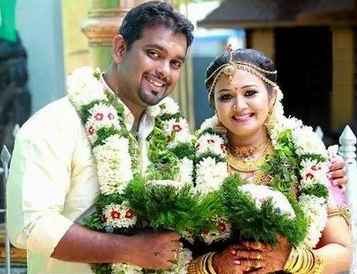Actress Sharanya Sasi marriage photos