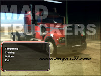 Game Mad Truckers 1
