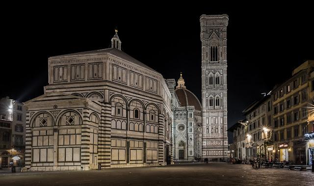 Santa Maria del Fiore (sin niebla) :: Panorámica Canon EOS5D MkIII | ISO100 | Canon 17-40 @17mm | f/22 | 30s (trípode)