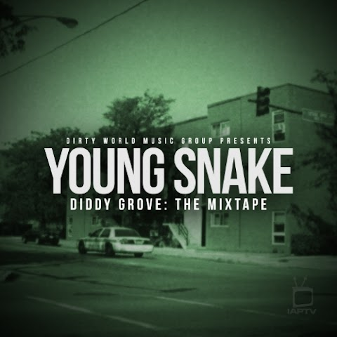 MIXTAPE REVIEW: Young Snake (@YoungSnake61) - Diddy Grove The Mixtape