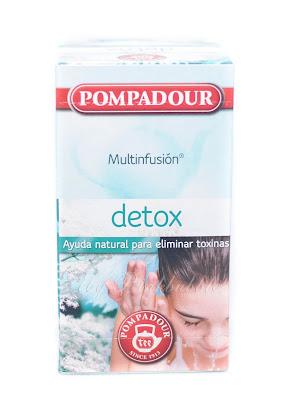 Pompadur multinfusión detox