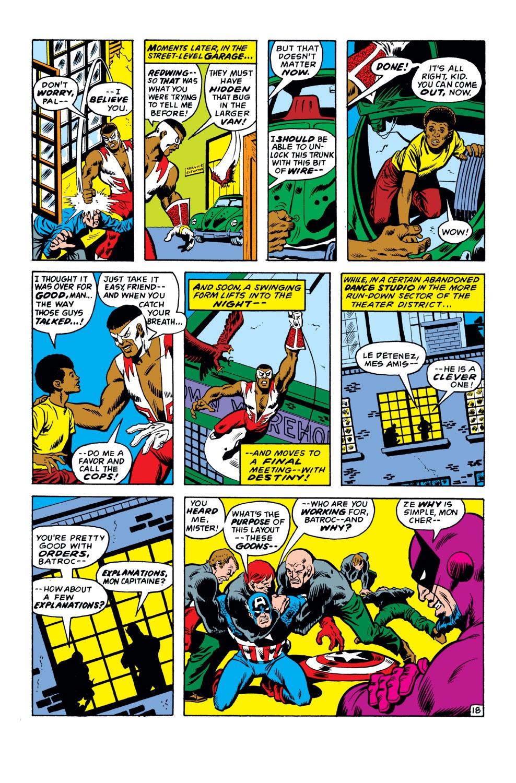 Captain America (1968) Issue #149 #63 - English 19