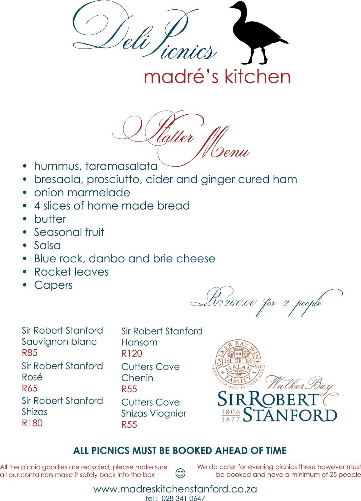 Madre\'s Kitchen Stanford