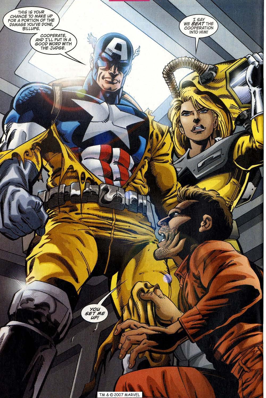 Captain America (1998) Issue #40 #47 - English 26