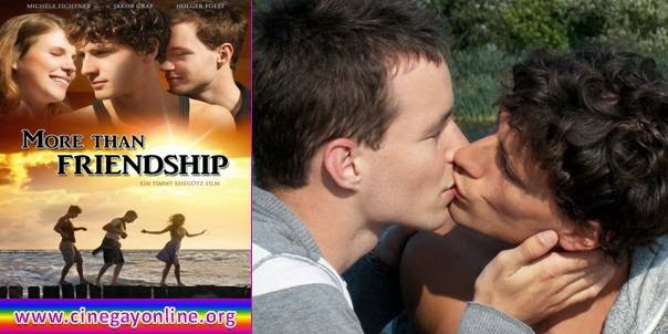 More than friendship, película