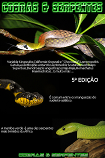 E BOOK  Cobras Serpentes Vol 5