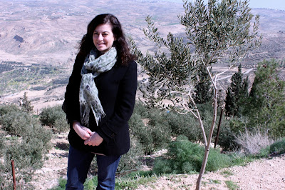 Leyla in Mt. Nebo