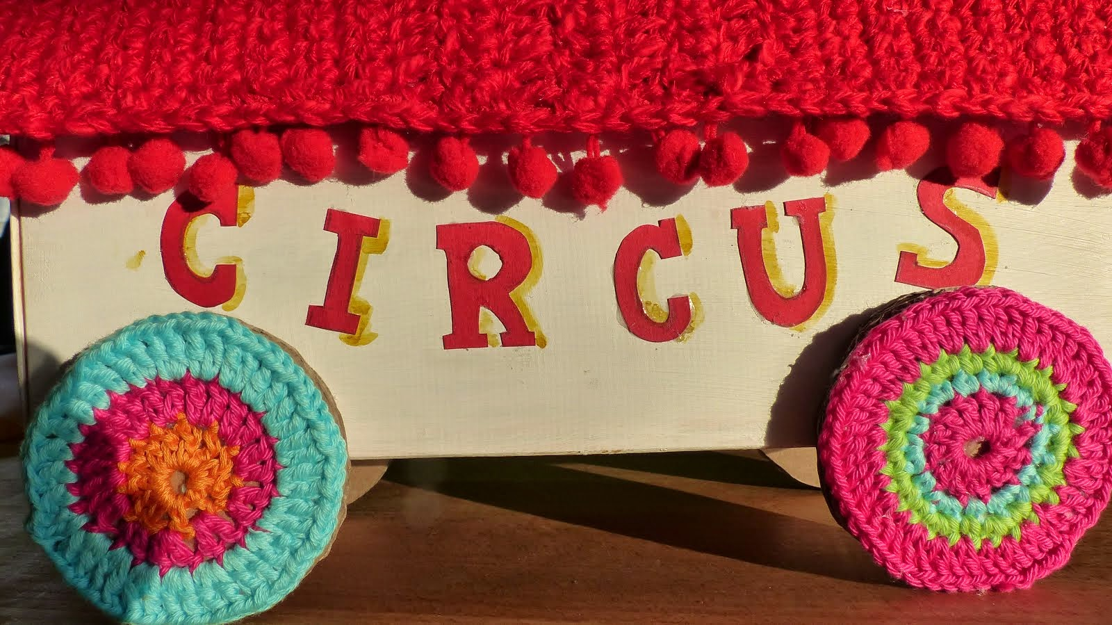 Circuswagen selbst gemacht
